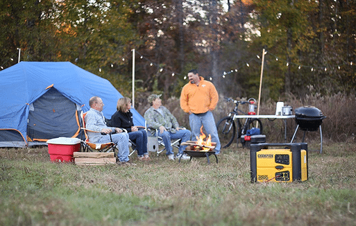 Best Camping & RV Generator Reviews