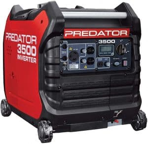 Predator 3,500 Watt Super Quiet Inverter Generator