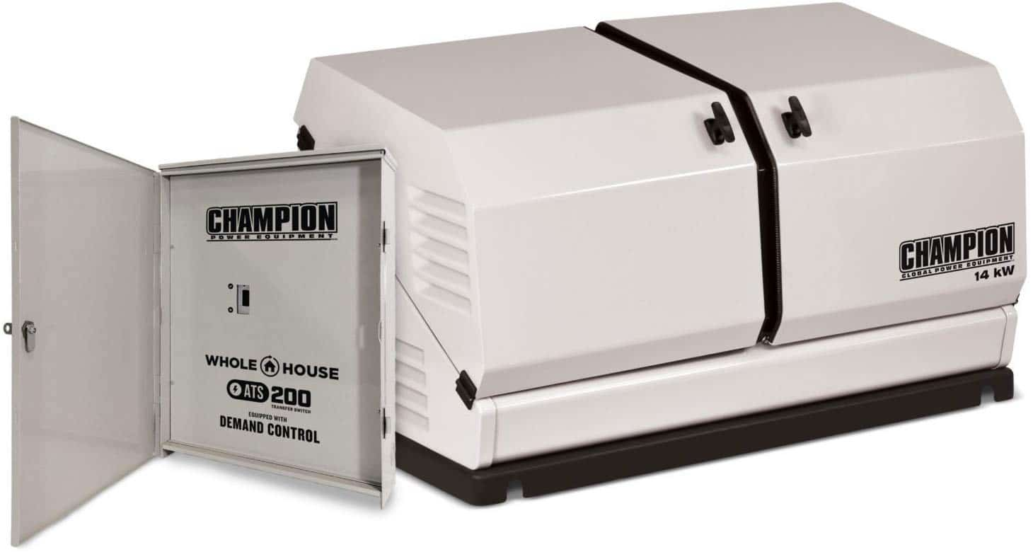 Champion Power Equipment 100294 Home Standby Generator Review