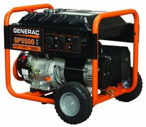 Generac 5939 GP5500 Portable Generator Review