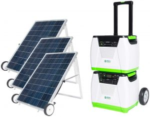 Nature's Generator Solar Powered Generator Review