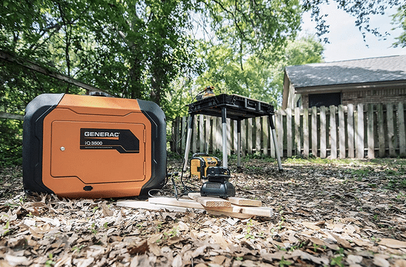 Generac Outdoor Power Station