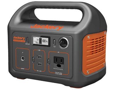 Jackery Portable Power Station Explorer