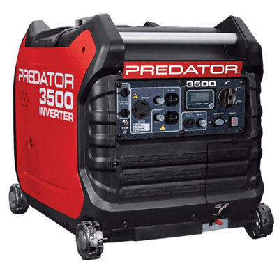 Predator 3500 Super Quiet Inverter Generator