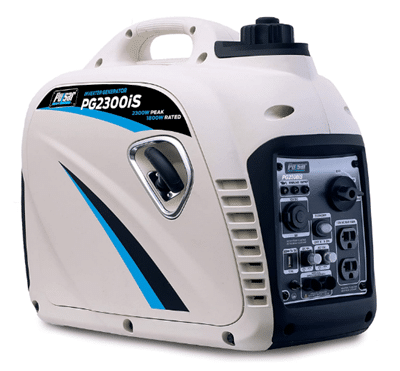 Pulsar PG2300iS 2,300W Portable Gas-Powered Inverter Generator