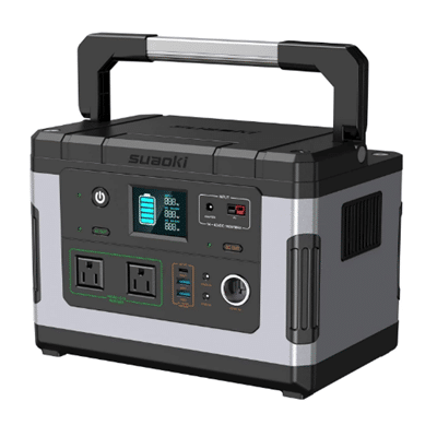 SUAOKI G500 Portable Power Station 500Wh Camping