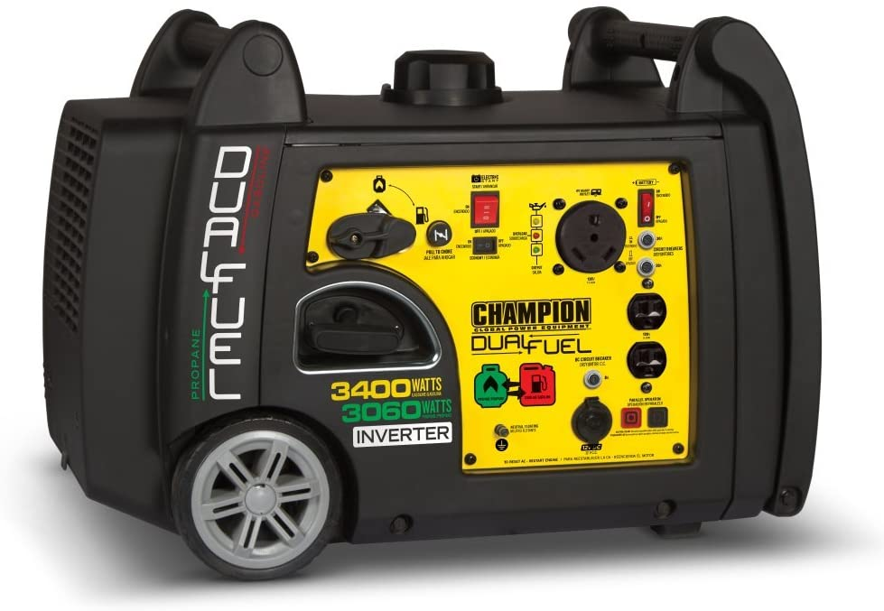 Champion 3400-watt RV ready portable generator