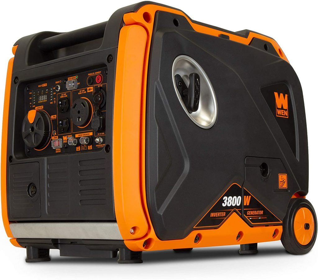 WEN 56380i Super Quiet Portable Generator